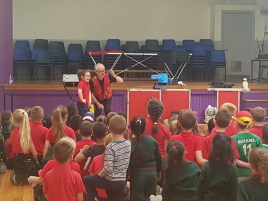 kids magician after schools
